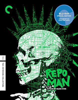 REPO MAN BY ESTEVEZ,EMILIO (Blu-Ray)